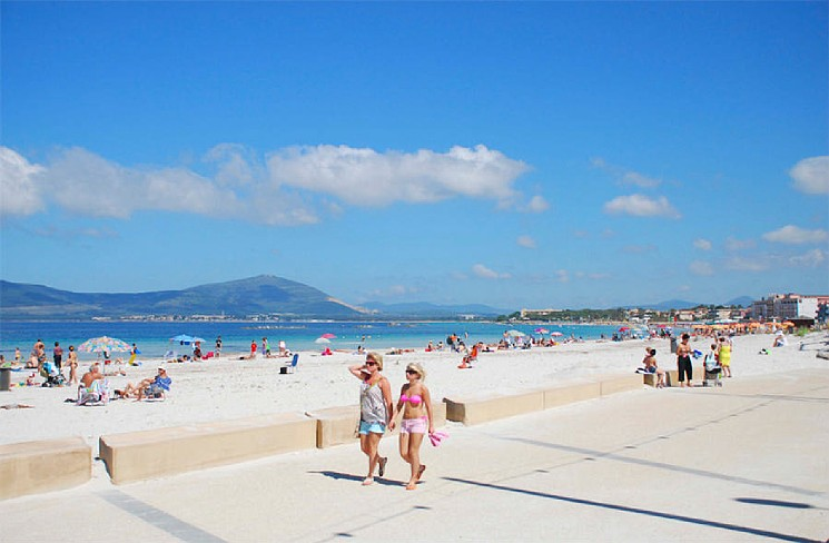 Matrimonio Spiaggia Alghero : Spiagge a gara tedde urge legge alghero news
