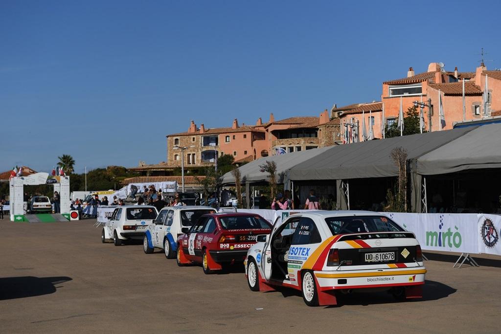 Rally Storico Costa Smeralda nel Campionato Italiano - Alghero News