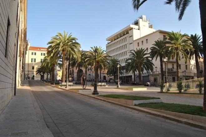 Sassari: lavori strade e marciapiedi - Alghero News